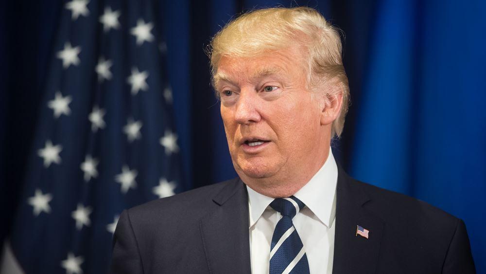 Οι εμπορικές συνομιλίες με την Κίνα δεν έχουν καταρρεύσει, διαβεβαιώνει ο πρόεδρος Τραμπ