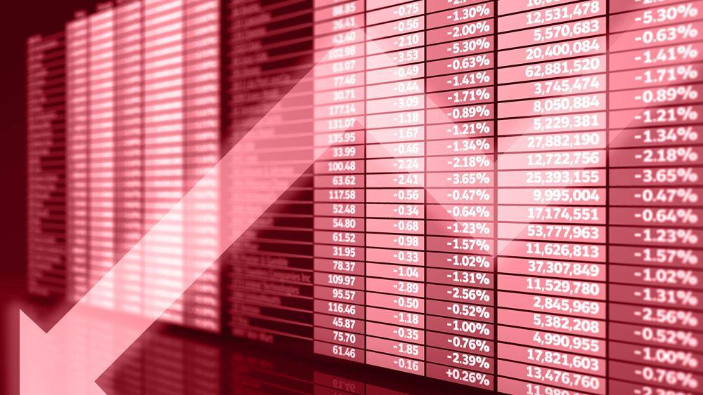 Συνεχίζονται οι απώλειες των ευρωαγορών και το 2019