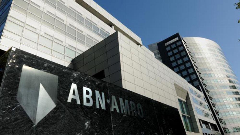 Αύξηση 1% στα καθαρά κέρδη της ABN Amro