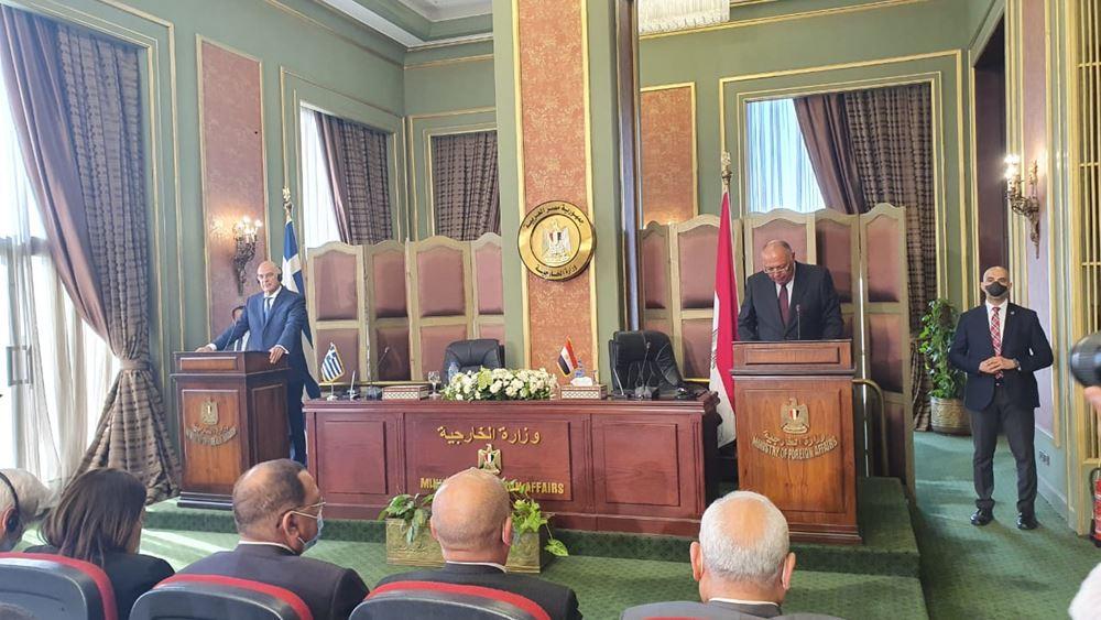 Ν. Δένδιας: Ιστορική συμφωνία - στέλνει το τουρκο-λιβυκό μνημόνιο στον κάλαθο των αχρήστων