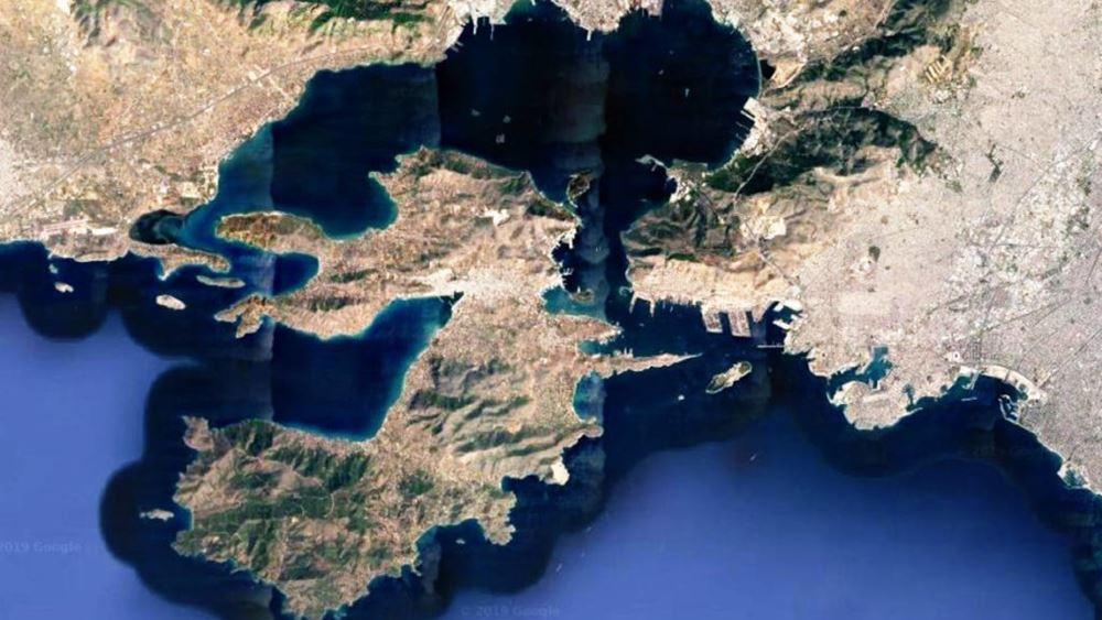 Κατατέθηκε η περιβαλλοντική μελέτη για το έργο της ζεύξης Περάματος-Σαλαμίνας
