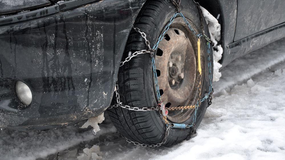 Σε Αρκαδία και Κορινθία τα περισσότερα προβλήματα στην περιφέρεια Πελοποννήσου λόγω των χιονοπτώσεων