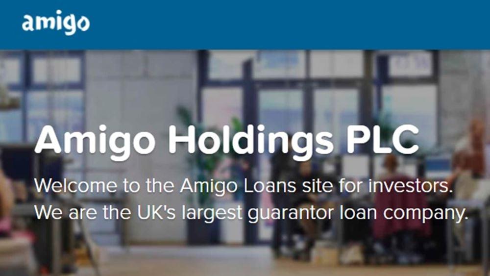 Άλμα 30% της μετοχής της Amigo Holdings