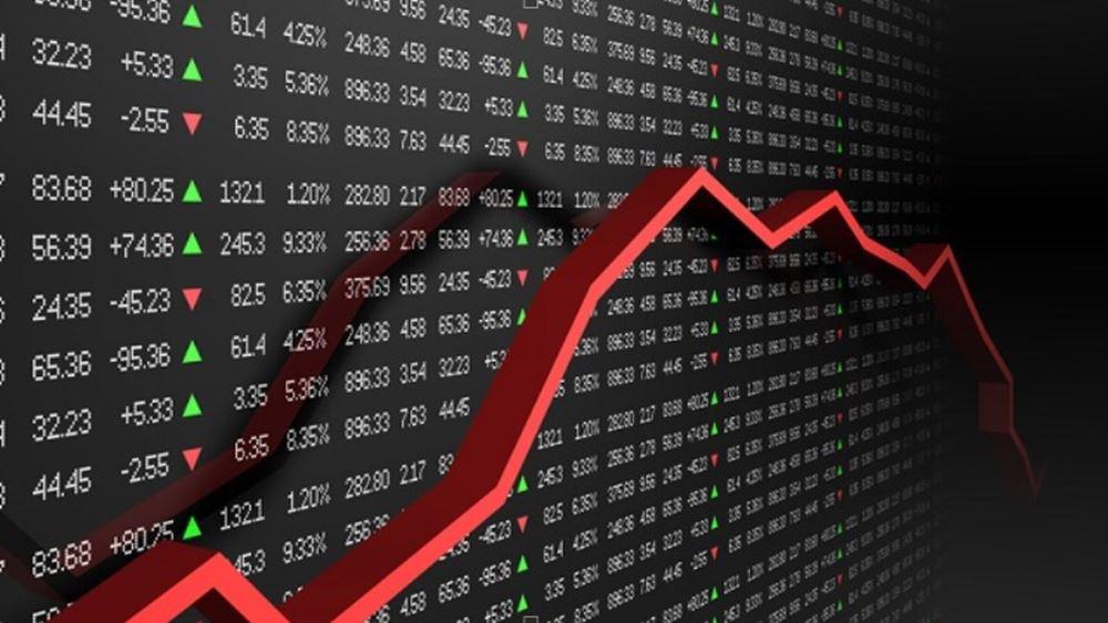"""Με απώλειες έκλεισαν οι ευρωαγορές, με """"βαρίδι"""" την πανδημία"""