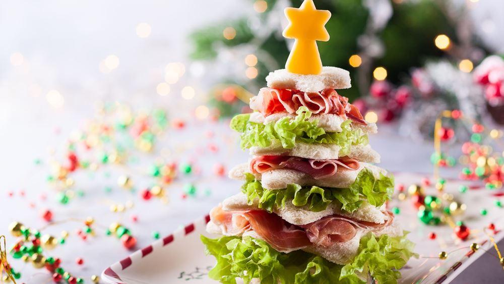 7 tips για να μην παχύνετε τις γιορτές