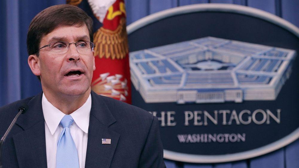 ΗΠΑ: Αντίθετος στη χρήση στρατού για την καταστολή των διαδηλώσεων ο υπουργός Άμυνας
