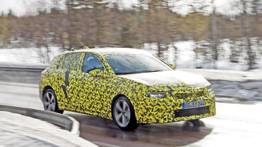 Προ των πυλών το νέο Opel Astra