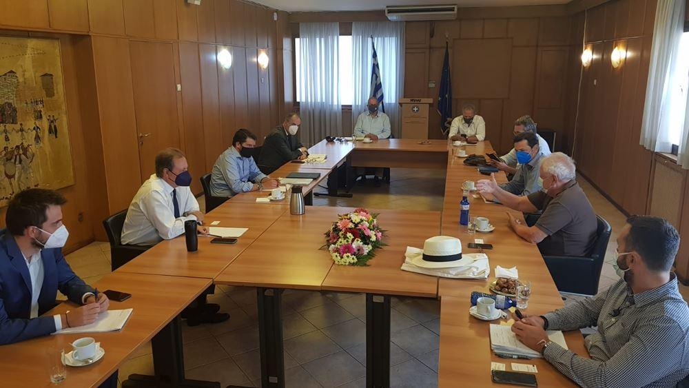 Συναντηση Μπένου Λιβανού 26.08.2021