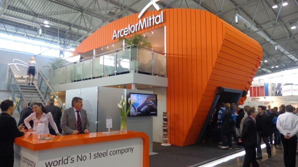 ArcelorMittal: Μειώνει περαιτέρω την παραγωγή χάλυβα στην Ευρώπη