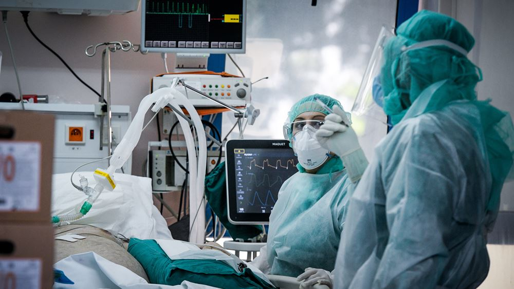 Πάνω από 500 εισαγωγές ασθενών με κορονοϊό στα νοσοκομεία σε μια ημέρα