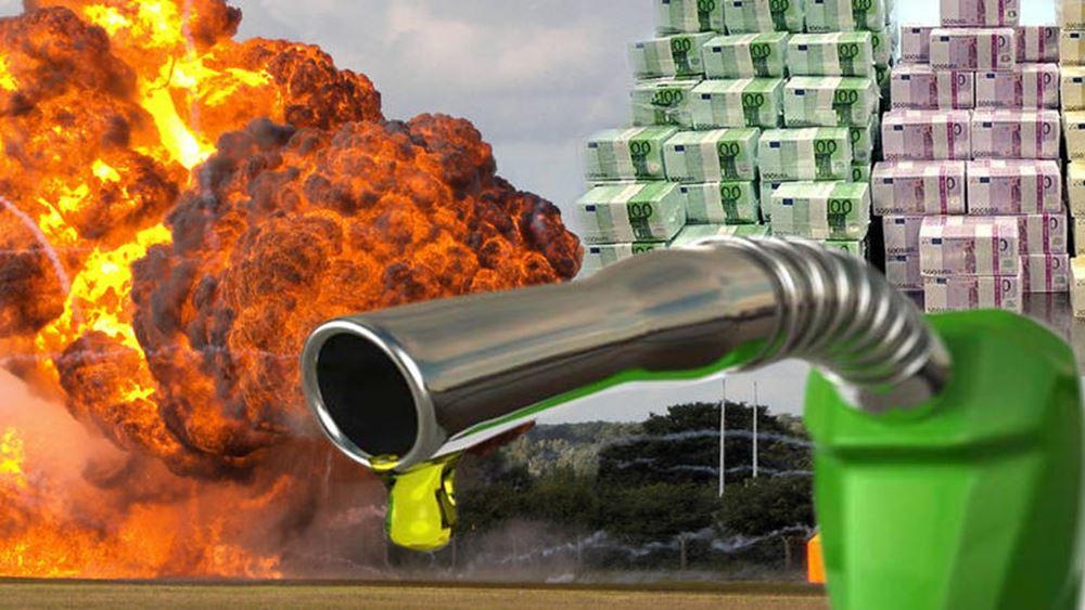 """Αγορά καυσίμων: Το diesel """"εκθρόνισε"""" τη βενζίνη"""