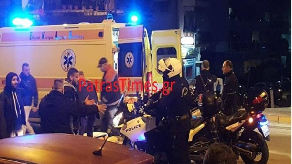 Πυροβολισμοί στην Πάτρα: Αιματηρό επεισόδιο με πυροβολισμούς και έναν πολύ σοβαρά τραυματισμένο