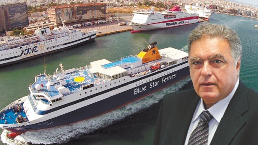 Σακέλλης: Έρχονται αυξήσεις-φωτιά στα ναύλα των πλοίων λόγω ΙΜΟ 2020