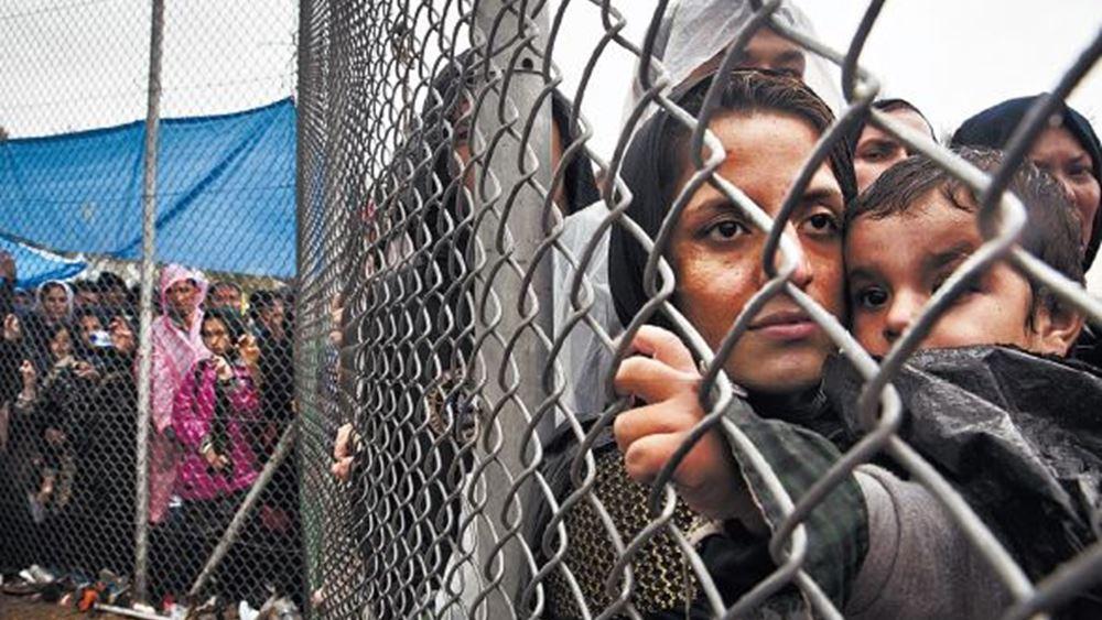 Μυτιλήνη: Κατά της δημιουργίας δομής για τους πρόσφυγες τάσσονται οι κάτοικοι της Άντισσας