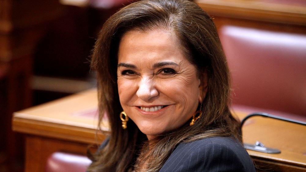 Ντόρα Μπακογιάννη: Αν δεν ληφθούν άμεσα αποφάσεις, θα έχουμε χιλιάδες θανάτους στην Μεσόγειο