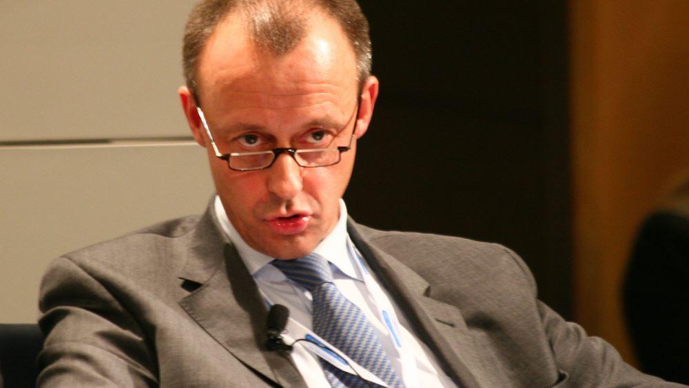 Γερμανία: Υποψηφιότητα για την ηγεσία του CDU έθεσε ο Φρίντριχ Μερτς