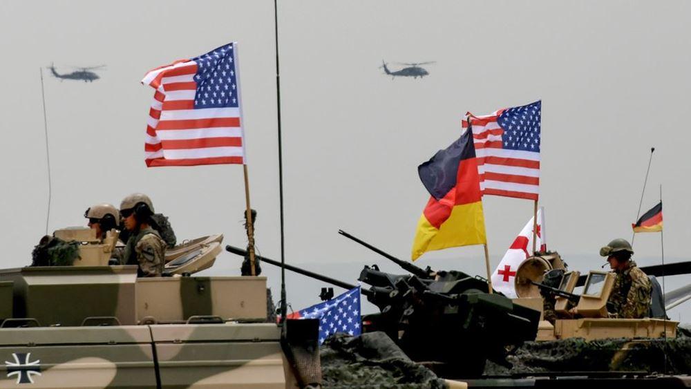 Νίκη του Πούτιν η απόφαση Τραμπ να αποσύρει δυνάμεις των ΗΠΑ από τη Γερμανία