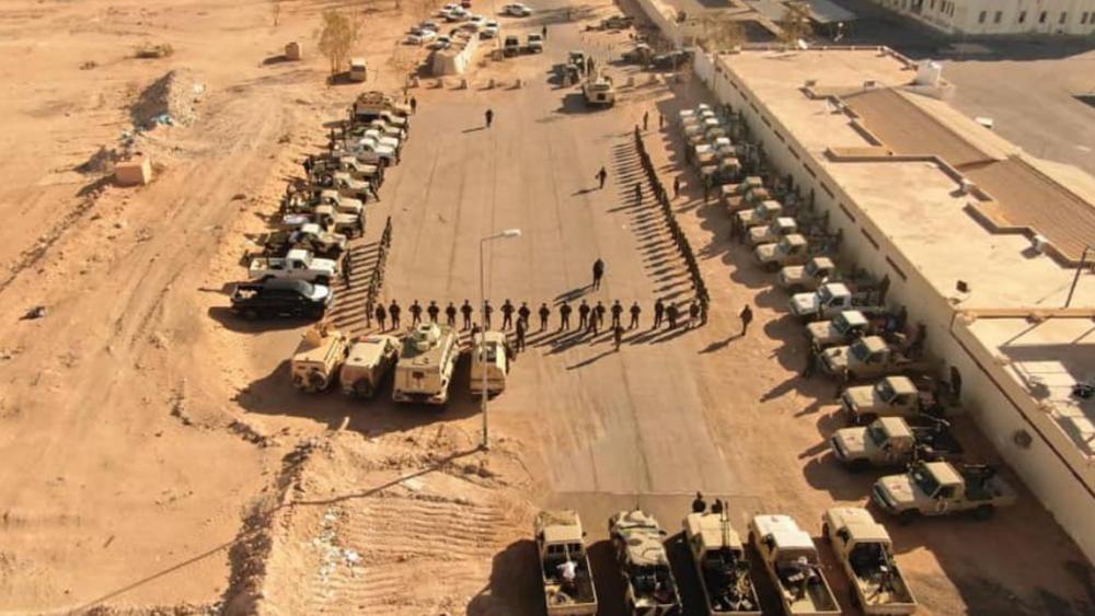 Προς τη Μισράτα κινείται ο στρατός του Χαφτάρ