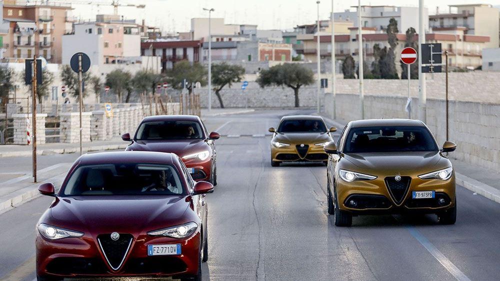 Νέες Alfa Romeo Giulia και Stelvio MY2020