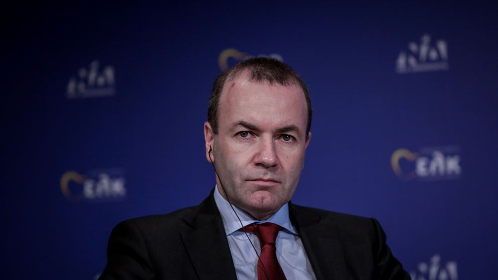 Ο Βέμπερ τάσσεται υπέρ του τερματισμού των ενταξιακών συνομιλιών με την Τουρκία