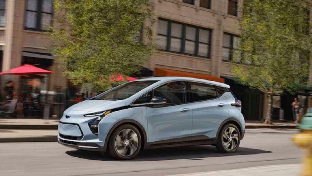 Η General Motors ανακαλεί 73.000 ηλεκτρικά οχήματα Bolt - Στο 1 δισ. δολάρια το κόστος