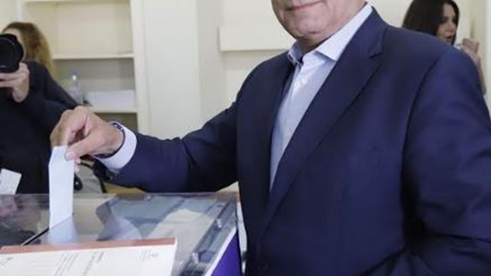 Ψήφο απ' όσους καταδικάζουν την αλαζονεία, τον λαϊκισμό και την απραξία ζήτησε ο Γ. Πατούλης