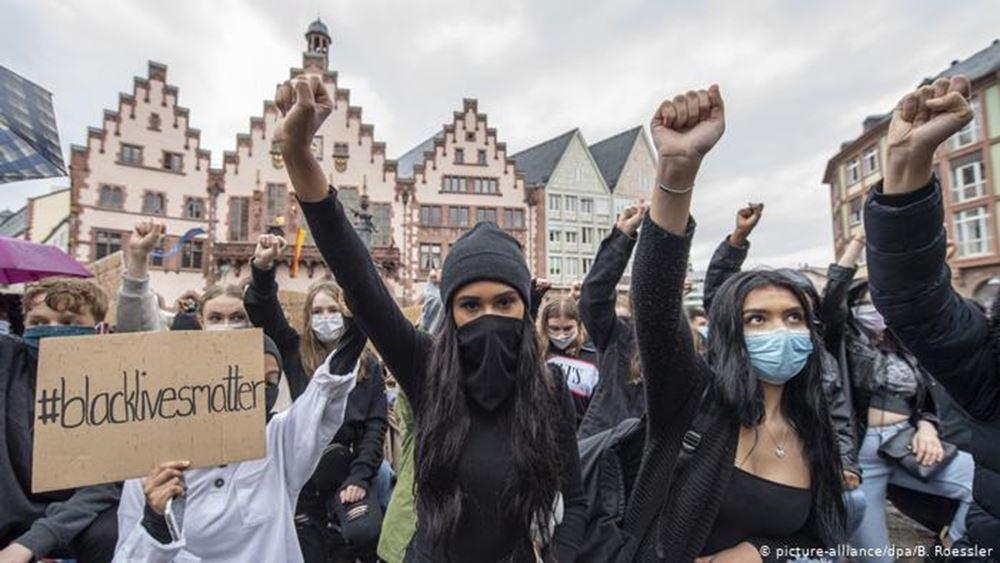 Γερμανία: Ταραχές στο Αμβούργο στο περιθώριο διαδήλωσης κατά του ρατσισμού