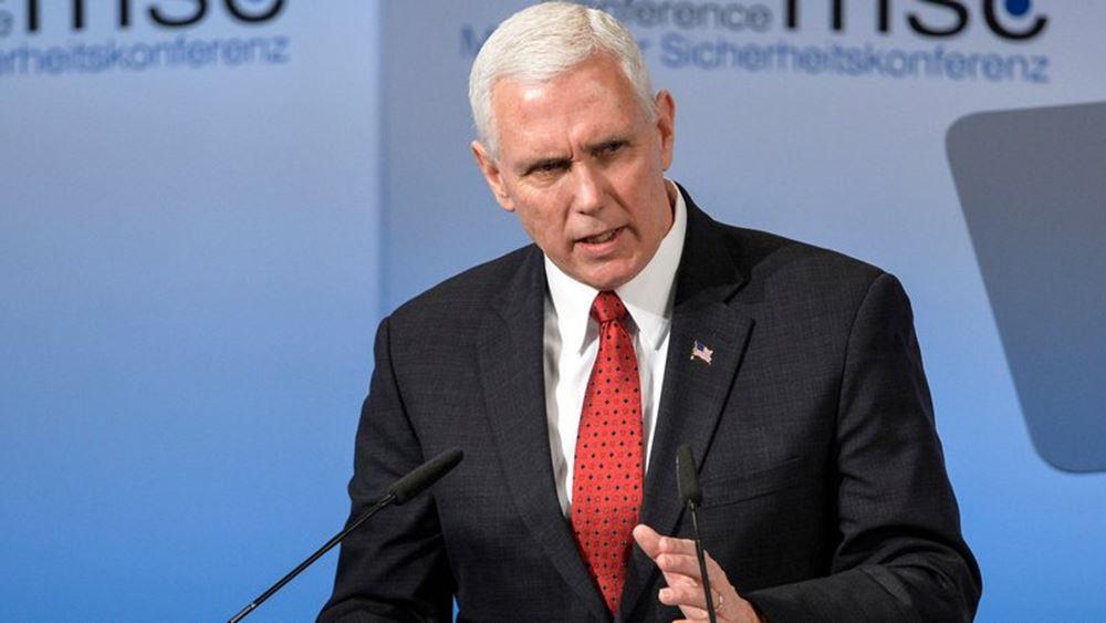 Ο Αμερικανός αντιπρόεδρος στέλνει μήνυμα στήριξης στην αντιπολίτευση της Βενεζουέλας