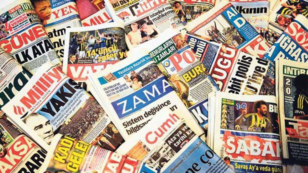 Αναφορά στο τηλεφώνημα Μητσοτάκη - Ερντογάν από τα τουρκικά ΜΜΕ