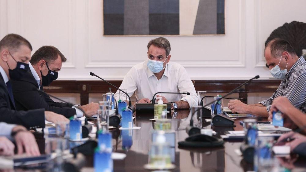 Στην Ηλεία μεταβαίνει ο πρωθυπουργός - Και ο στρατός ρίχνεται στη μάχη με τις φλόγες