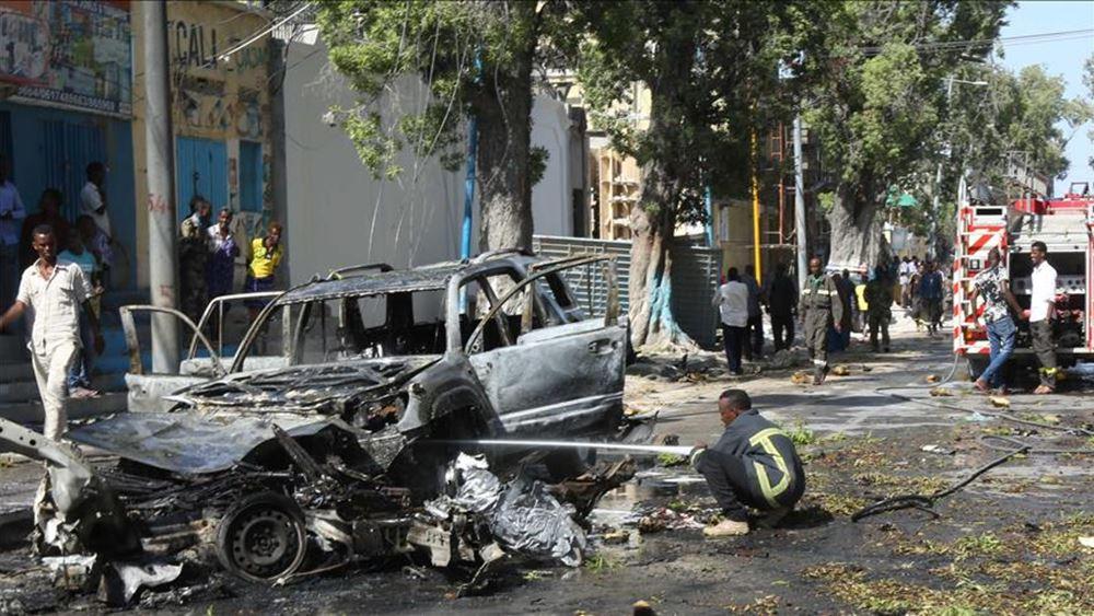 Σομαλία: Περίπου 100 είναι οι νεκροί από την έκρηξη στο Μογκαντίσου