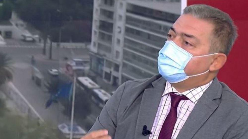 Θ. Βασιλακόπουλος: Σε 2 εκατ. εμβολιασμούς μέχρι στιγμής, μόλις 8 περιστατικά αναφυλαξίας