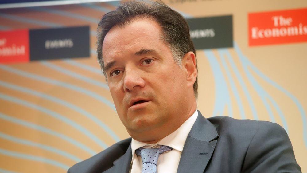 Γεωργιάδης: Μας ενδιαφέρει το διαθέσιμο εισόδημα των Ελλήνων να αυξάνεται και όχι να μειώνεται