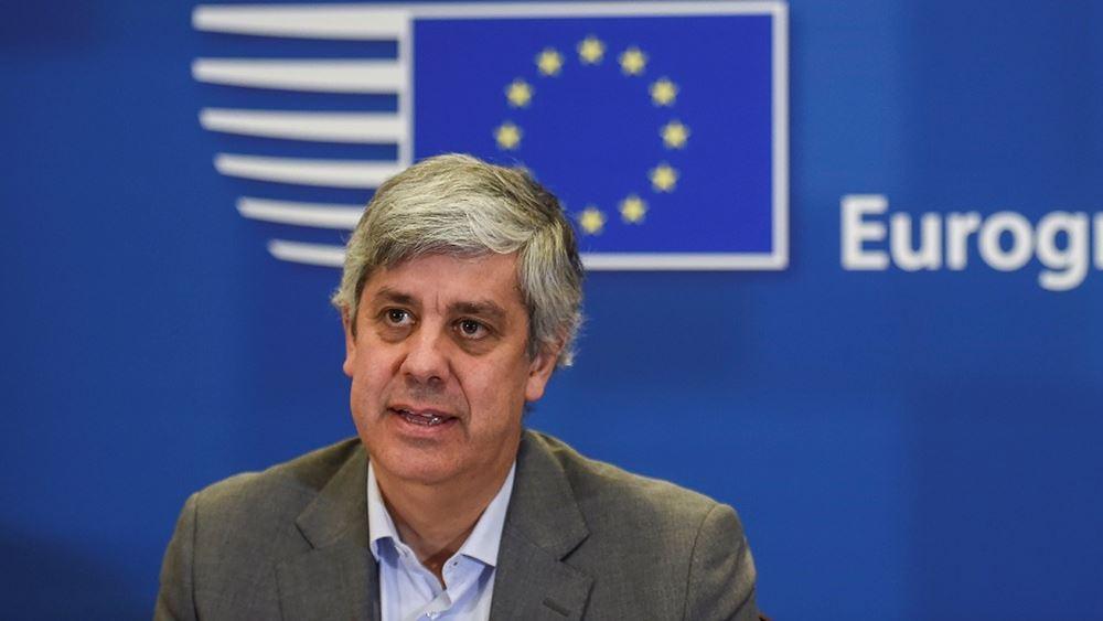 Σεντένο: Το Eurogroup θα συζητήσει αύριο για μέτρα στήριξης περίπου μισού τρισ. ευρώ