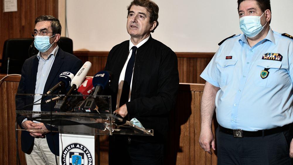Μ. Χρυσοχοΐδης: Η σύλληψη Παππά είναι η τέταρτη μεγάλη επιτυχία της ΕΛΑΣ το τελευταίο δεκαπενθήμερο