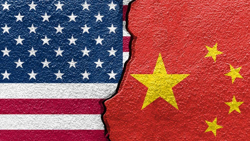 """ΗΠΑ: Κάλεσμα στην Κίνα για τερματισμό της """"εκφοβιστικής συμπεριφοράς"""" της στη Νότια Σινική Θάλασσα"""