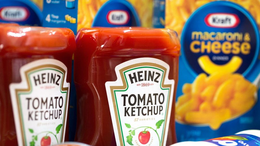 Kraft Heinz: Μειώνει το κόστος κατά 2 δισ. δολάρια σε πέντε χρόνια