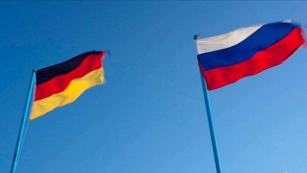 Ρωσία: Προβαίνει στη απέλαση Γερμανών διπλωματών