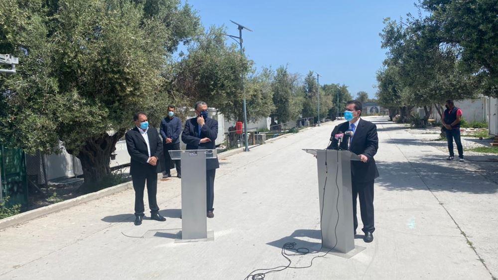 Στο δήμο Μυτιλήνης επέστρεψε ο χώρος της δημοτικής δομής του Καρά Τεπέ