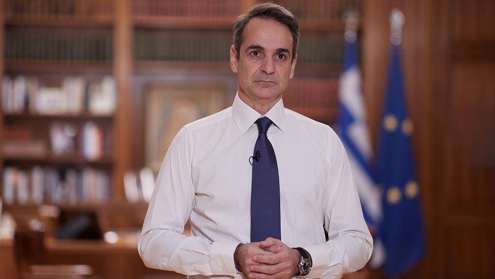 Κ. Μητσοτάκης: Σκληρό lockdown στην Αττική από την Πέμπτη έως τις 28 Φεβρουαρίου