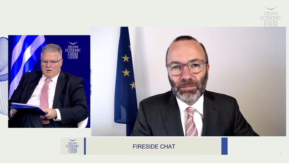 M. Βέμπερ: Η Τουρκία δεν μπορεί να γίνει μέλος της ΕΕ