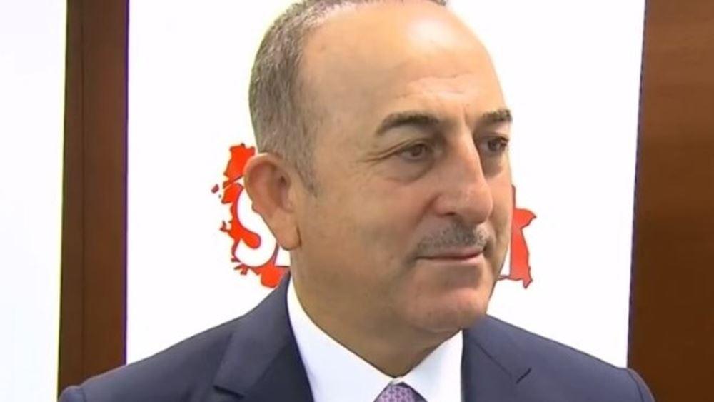 Μ. Τσαβούσογλου: Η Τουρκία είναι ανοιχτή σε ειλικρινή και ουσιαστική συνεργασία με την ΕΕ