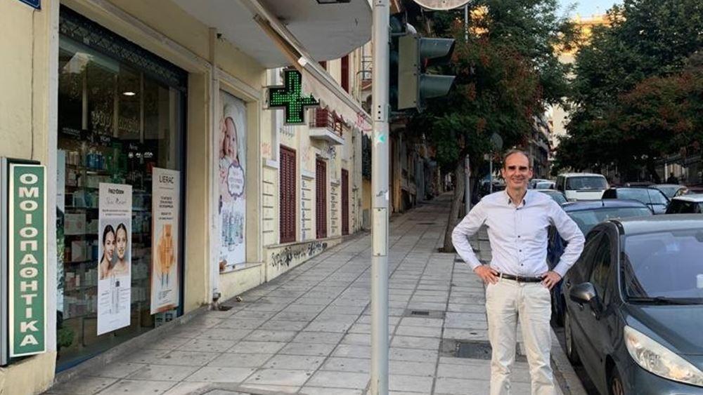 """Θεσσαλονίκη: Ενάμιση αιώνα μετά τη """"σφαγή των προξένων"""", απόγονος του Γάλλου προξένου επιστρέφει στην πόλη"""