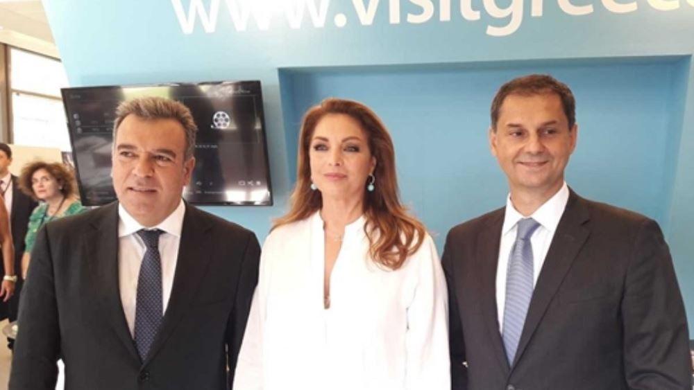 Γκερέκου: Η βιωσιμότητα του τουρισμού πρώτος στόχος της νέας εποχής του ΕΟΤ