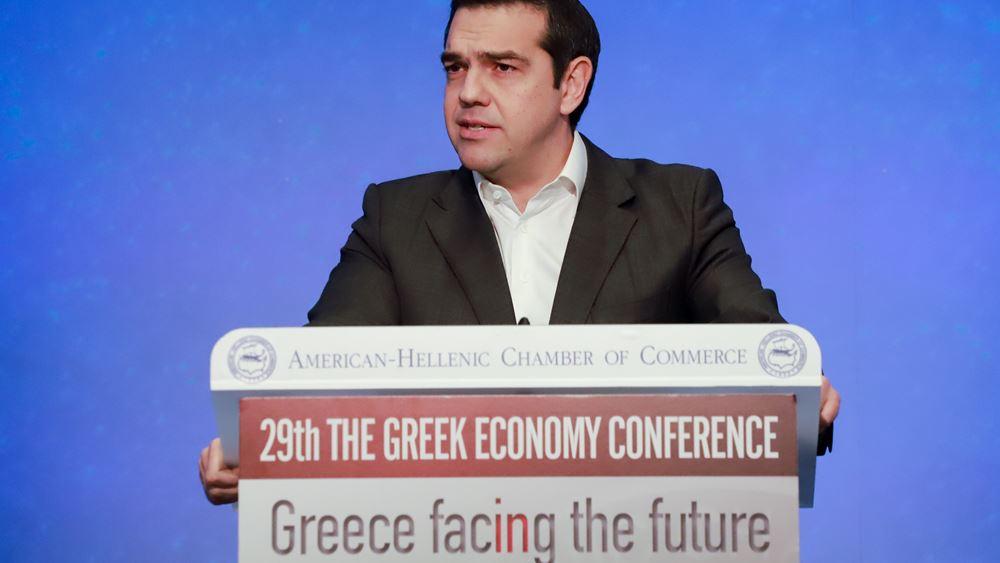 Προσαγωγές πριν την ομιλία του πρωθυπουργού στη Θεσσαλονίκη