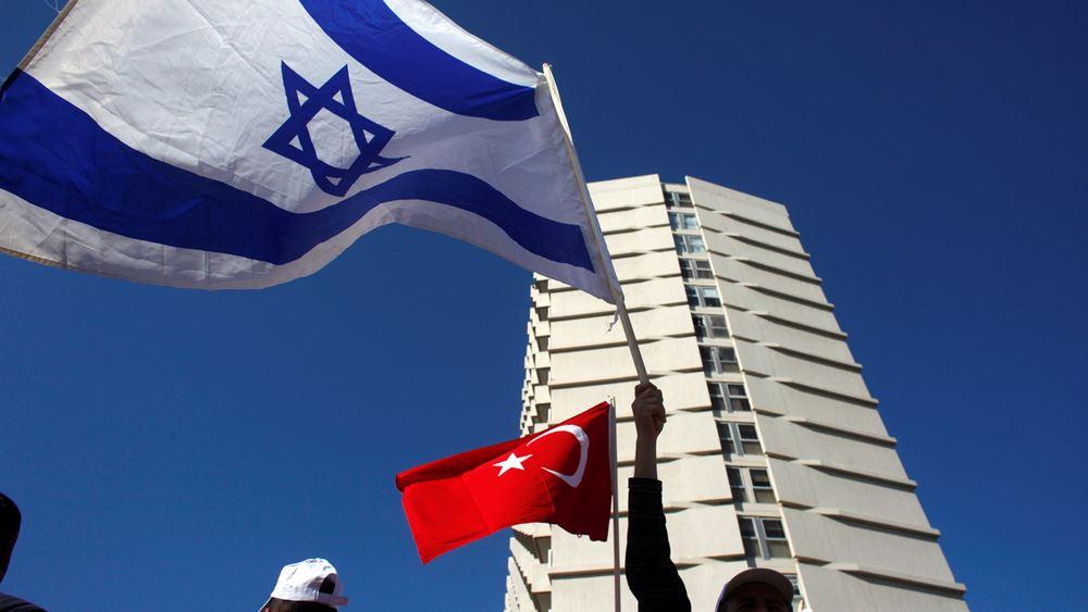 Τα κοινά συμφέροντα Τουρκίας-Ισραήλ στον Καύκασο και η πιθανή αλλαγή ισορροπιών στην αν. Μεσόγειο
