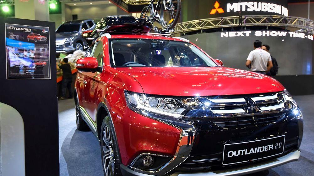 Το νέο μεσοπρόθεσμο πλάνο της Mitsubishi Motors - Η στρατηγική του Ομίλου Σαρακάκη
