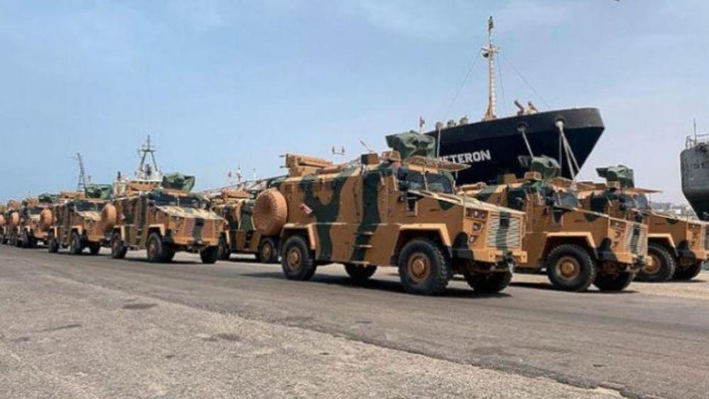 Τουρκική εταιρεία ετοιμάζει πρόταση για να παράσχει ηλεκτρισμό στη Λιβύη
