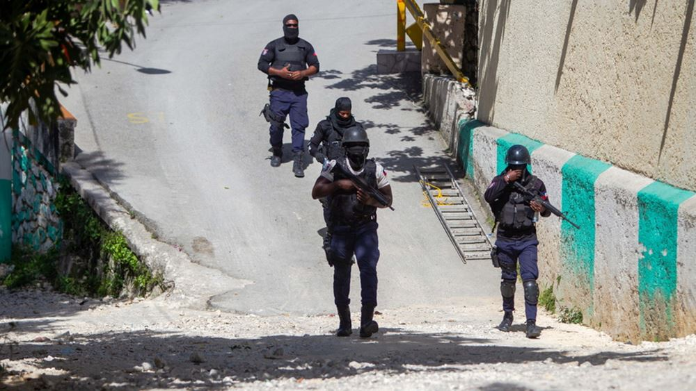 """Δολοφονία του προέδρου της Αϊτής: 4 """"μισθοφόροι"""" νεκροί, μάχη σε εξέλιξη στο Πορτ-ο-Πρενς"""