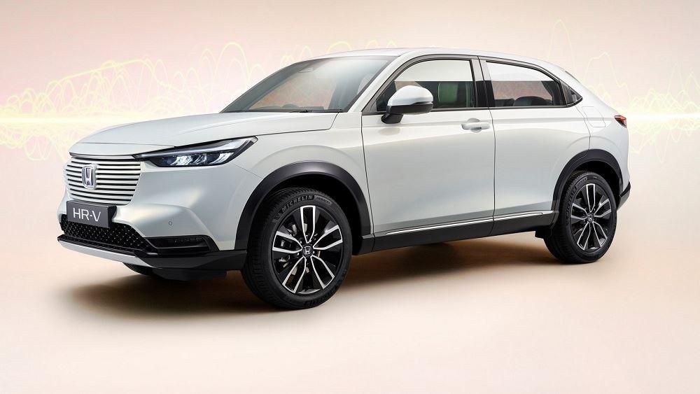 Σχεδιάζοντας το νέο Honda HR-V e:HEV